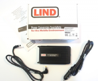 Lind CF-LND1224A Panasonic Toughbook 12-32 Vdc Car Charger / Adaptor / PSU - New